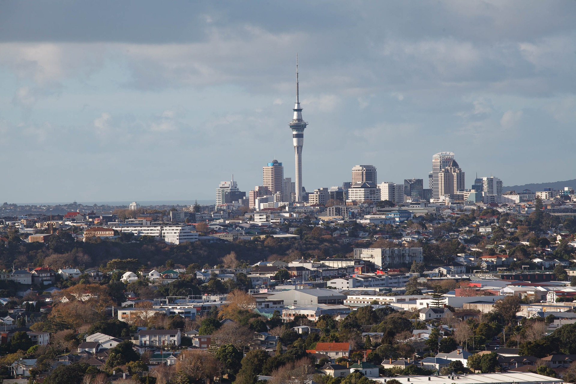 NZ - Auckland. Image by F!!9 - https://pixabay.com/en/users/F119-4928562/