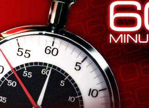 60 minutes logo - factasia.org