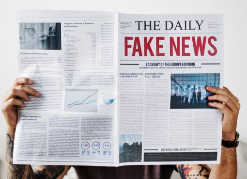fake news by who